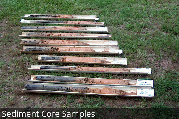 Sediment Core Samples