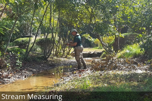 Stream Measuring