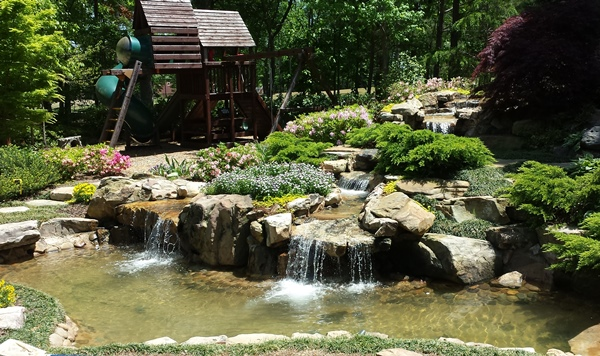 Related Services- Water Features | Aquascape Enviromental