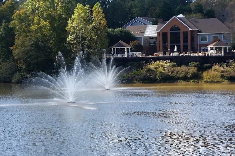 Fountains | Aquascape Enviromental